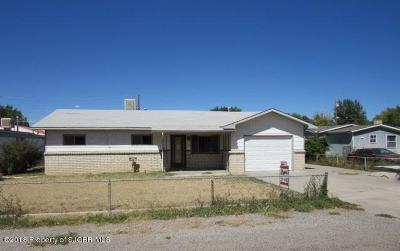 Farmington Single Family Home For Sale: 302 Taos Avenue
