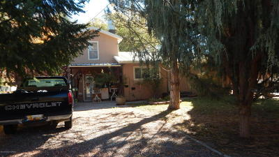 Aztec Single Family Home For Sale: 722 Pioneer Avenue