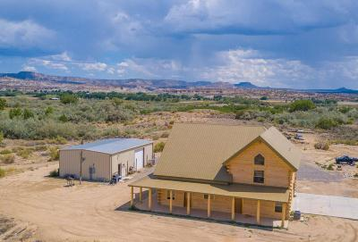San Juan County Single Family Home For Sale: 7153 Us 64