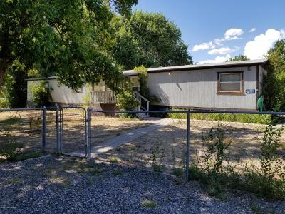 Bloomfield Manufactured Home For Sale: 801 Rio Road