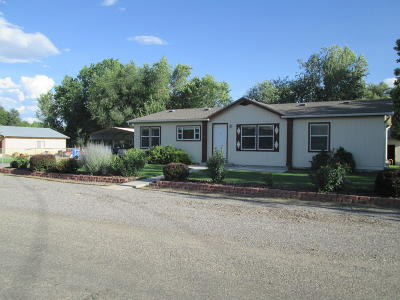 Bloomfield Manufactured Home For Sale: 513 E Smith Lane