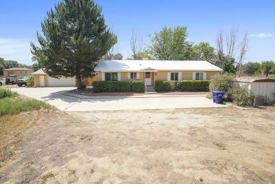 Single Family Home For Sale: 35 Road 3500