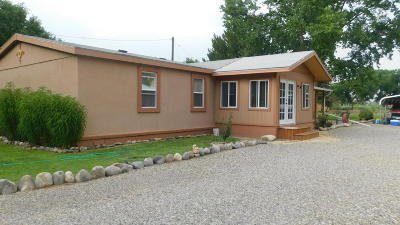 Manufactured Home For Sale: 20 Road 4380