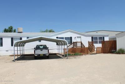Manufactured Home For Sale: 30 Road 3957