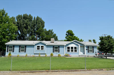 Bloomfield Manufactured Home For Sale: 1304 E Blanco Drive