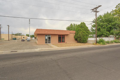 San Juan County Commercial For Sale: 804 E Navajo Street