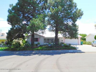 Farmington Single Family Home For Sale: 1901 Cliffside Drive