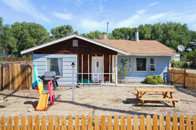 Single Family Home For Sale: 500 W Blanco Boulevard