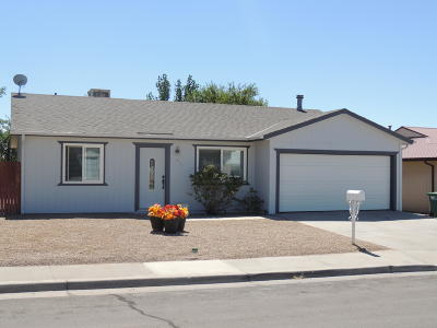 Single Family Home For Sale: 5419 Alder Street