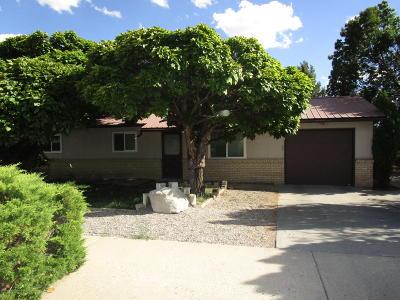 Single Family Home For Sale: 4901 Largo Street