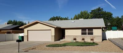 Single Family Home For Sale: 3803 Crestridge Drive