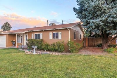 Single Family Home For Sale: 610 E 15th Street