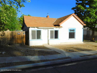 Aztec, Flora Vista Single Family Home For Sale: 507 White Avenue