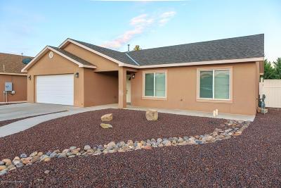 Farmington Single Family Home For Sale: 805 San Miguel Street