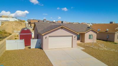 Single Family Home For Sale: 4902 Primavera Drive