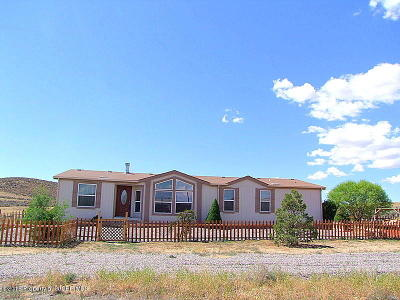 Manufactured Home For Sale: 124 Road 1300