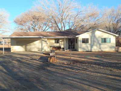Single Family Home For Sale: 6009 Pryor Lane