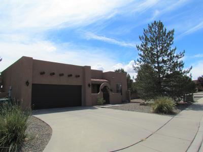 Single Family Home For Sale: 3319 Santa Fe Court