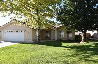 Single Family Home For Sale: 4005 Wellington Street