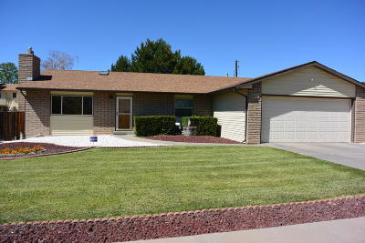 San Juan County Single Family Home For Sale: 3811 Crestridge Drive