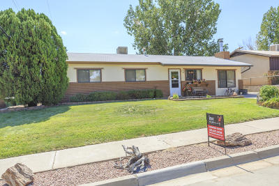 San Juan County Single Family Home For Sale: 3909 Knollcrest Drive