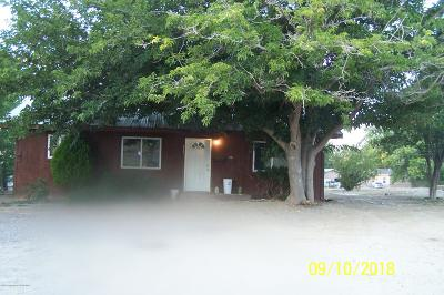 San Juan County Single Family Home For Sale: 446 Road 5500