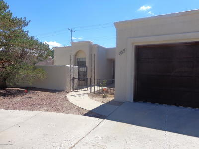 San Juan County Condo/Townhouse For Sale: 105 W 30th Street