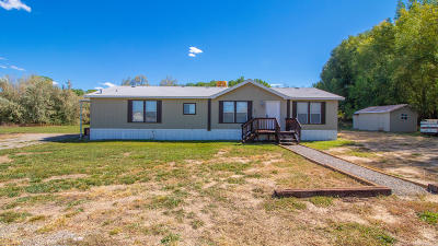 San Juan County Manufactured Home For Sale: 137 Road 2929