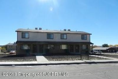 Farmington Multi Family Home For Sale: 2801 Parque De Oeste Drive