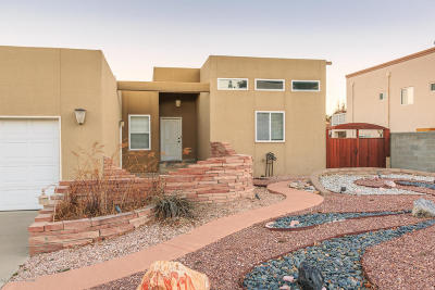 Single Family Home For Sale: 604 Cerrillos Drive