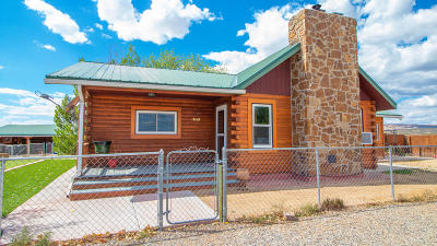 San Juan County Single Family Home For Sale: 305 Road 1191