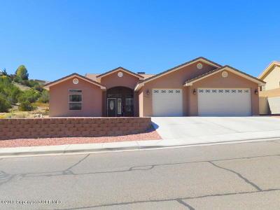 Single Family Home For Sale: 4401 Calle Mio Avenue