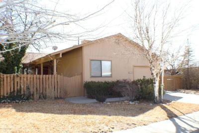Single Family Home For Sale: 3704 San Medina Avenue