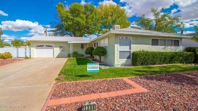 Single Family Home For Sale: 1308 Camino Oro
