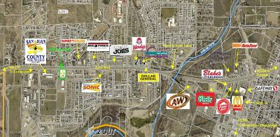 Aztec Commercial For Sale: 1800 W Aztec Boulevard