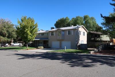 Single Family Home For Sale: 2108 Palo Verde Street