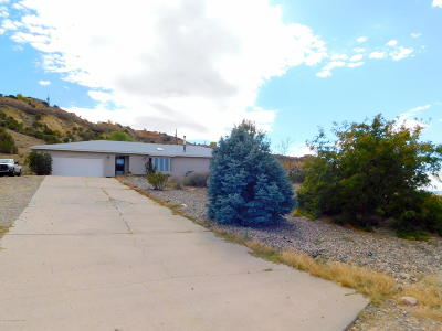Single Family Home For Sale: 819 Road 3000