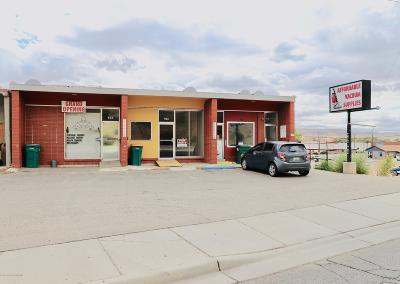 San Juan County Commercial For Sale: 417-423 E Main Street