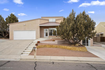 Single Family Home For Sale: 5002 Evergreen Drive