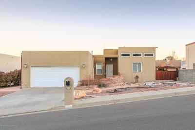 Single Family Home For Sale: 604 Cerrillos Drive
