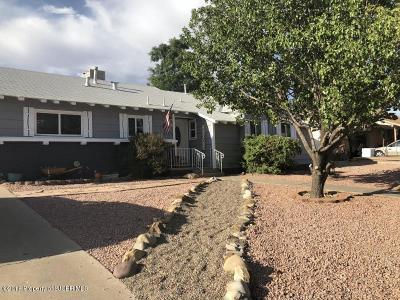 Single Family Home For Sale: 4020 Cedar Drive