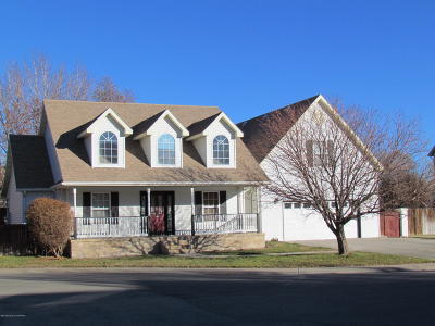 Single Family Home For Sale: 6 Road 6071