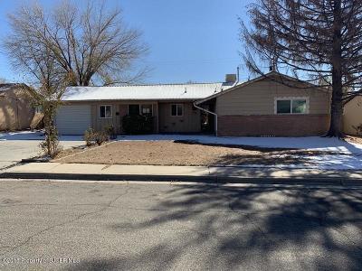 Farmington Single Family Home For Sale: 4105 Terrace Drive