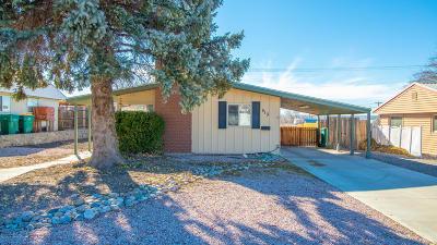 Farmington Single Family Home For Sale: 513 W 30th Street