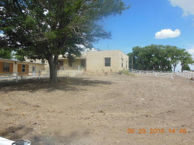 San Juan County Single Family Home For Sale: 5878 Us 64
