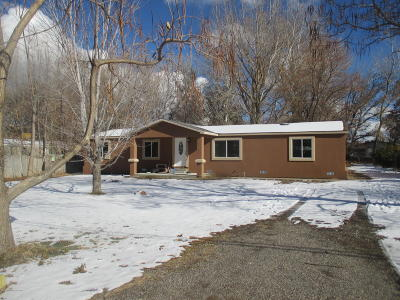 Bloomfield Manufactured Home For Sale: 4 Road 5251