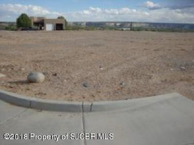 Farmington Residential Lots & Land For Sale: 2815 Rabbitbrush Drive