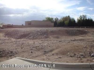 Farmington Residential Lots & Land For Sale: 2816 Brittlebush Drive