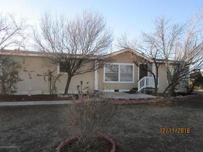 Farmington Manufactured Home For Sale: 22 Road 1800