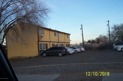 Farmington Multi Family Home For Sale: 916 McCormick School Road